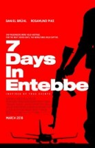 7 Days in Entebbe 2018 1080p HD izle