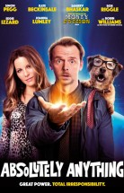 Absolutely Anything - Ne dilersen 1080p HD izle
